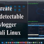 How to create an undetectable keylogger in Kali Linux