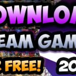 How to download Steam games for free No virus 100 FREE 2019