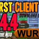 How to get Wurst Client for Minecraft 1.14.4 – download