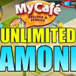 My Cafe Recipes And Stories Hack – Unlimited Free Diamonds
