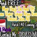 Update Cheat Map Hack Free And VIP ML Tool Patch 1.40 Mobile