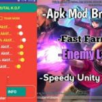 Apk Mod Hack Brutal Mobile Legend • Speedy Version • KOF