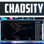 ⚡ Chaosity WORKING LEVEL 7 FREE ✔️ Roblox Script
