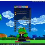 Cube World Beta Hack: Overpowered Weapons Cheat Engine