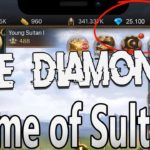 Game of Sultans Hack 2019 – Unlimited Diamonds for Free Tutorial