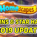 Homescapes Hack Coins and Stars AndroidiOS 2019 Update