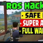 ROS PC Cheat 16 October 2019 SAFE HACK