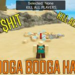 Roblox Booga Booga Hack New Auto-Kill,Fly,Jump,INF.Gold,Free…