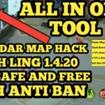 ALL IN ONE RADAR MAP HACK TOOL MOBILE LEGENDS PATCH LING