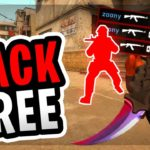 How to HACK CSGO For FREE (AIMBOT, WALLHACK, SKIN CHANGER +