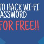 How to hack wifi password for FREE(no software required)