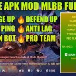 NEW APK MOD MLBB FULL HACK PATCH LING MOBILE LEGENDS