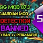 NEW🔥 Game Guardian 87.3 Mod 🛡Improve Anti Detection From
