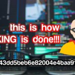 This is How Hackers Crack Password? – EASY???