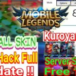 Tools Kuroyama Free V2 Mod Apk Mobile Legends Map Hack and