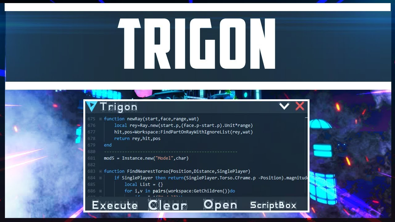 Roblox Free Exploit Script Executor Download Trigon Level 6 Free Roblox Script Executor
