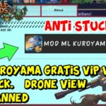 🔴Update Tools Kuroyama gratis Apk Mod Mobile Legends Map