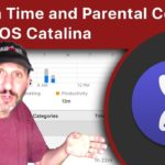 Using Screen Time and Parental Controls In macOS