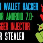 Bitcoin Wallet Hacker APK For Android 7 0+ Keylogger Injector