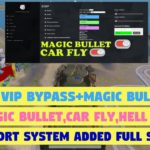 CRACKED VIP BYPASS+HACK LATEST VERSION 0.15.0 PUBG MOBILE