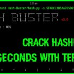 Crack Password Hashes In Seconds Termux