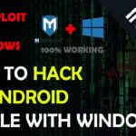Create a Payload app to Hack Android – Metasploit + WINDOWS