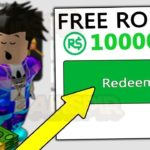 🔴GIFTING ROBUX + PROMO CODES LIVE IN ROBLOX (Robux Codes) –