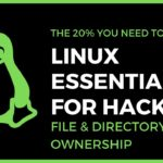 Linux Essentials For Hackers – 5 – File Directory Ownership