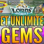 Lords Mobile Hack for Unlimited Free Gems Cheats (Android iOS)