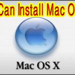 MAC: How To Install OS X In Your Hard Drive Reinstall OSX
