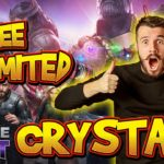 Marvel Future Fight Hack ✔️ Free Unlimited Crystals Cheats