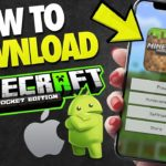 Minecraft Pocket Edition Free Download 🔥 How to Download