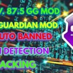 NEW🔥 Game Guardian 87.5 Mod 🛡Improve Anti Detection From