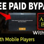 PUBG Mobile Emulator Detection Bypass Free Paid Bypass