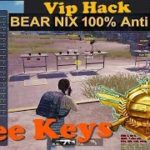 Pubg Mobile Best Vip AntiBan Tool Bear Nix Free Keys – ببجي