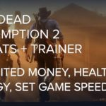 Red Dead Redemption 2 Trainer +9 Cheats (Set Money, Game Speed,
