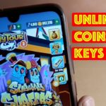 SUBWAY SURFERS HACK MOD APK LIMITLESS COINS AND KEYS DOWNLOAD