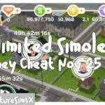 The Sims FreePlay – Unlimited Simoleons Money Cheat For The Cafe