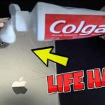 We TESTED Viral TikTok Life Hacks…Does Toothpaste actually