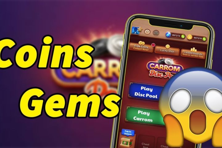 Carrom Pool Hack Carrom Disc Pool Cheats Free Coins And Gems