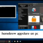 how to install the homebrew app store on windows pc with python