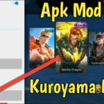 Apk Mod Kuroyama Free Mobile Legends For Not Root