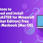 Download and install MOD-MASTER for Minecraft PE (Pocket