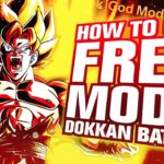 GOD MODE, HIGH ATTACK, MORE How to get FREE MODS for Dokkan