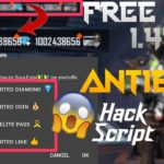 HOW TO HACK FREE FIRE 1.43 FREE FIRE 1.43 ANTIBAN SCRIPT