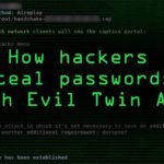 How Hackers Can Grab Your Passwords Over Wi-Fi with Evil Twin