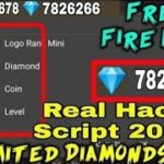 How to Hack Free Fire 1.43.3 Unlimited Diamonds and Money
