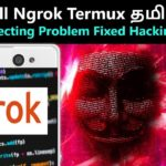 Install Ngrok in Termux Ethical Hacking Tools in Tamil J