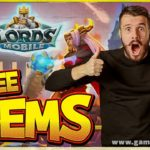 Lords Mobile Hack Free Unlimited Gems Cheats 🔥🔥