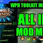 MY NEW ALL-in-1 MOD MENU INJECTOR FOR MOBILE LEGENDS